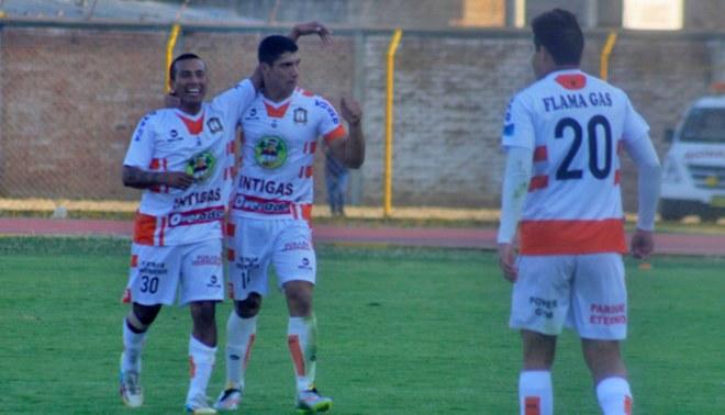 Ayacucho FC empató 2-2 ante  Real Garcilaso por la segunda fecha del  torneo Clausura [VIDEO]
