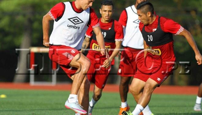 Selección Peruana: así fue su penúltimo entrenamiento antes de enfrentar a Colombia [FOTOS]