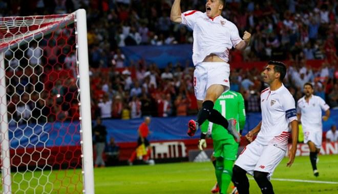 Sevilla volvió con una gran goleada