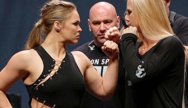 Holly Holm, la peleadora que amenaza el reinado de Ronda Rousey en la UFC [FOTOS / VIDEO]
