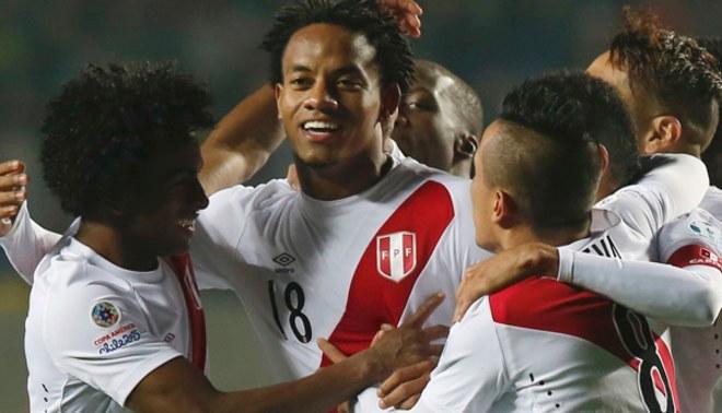 Selección Peruana: Hashtag que apoya a André Carrillo es tendencia en Twitter