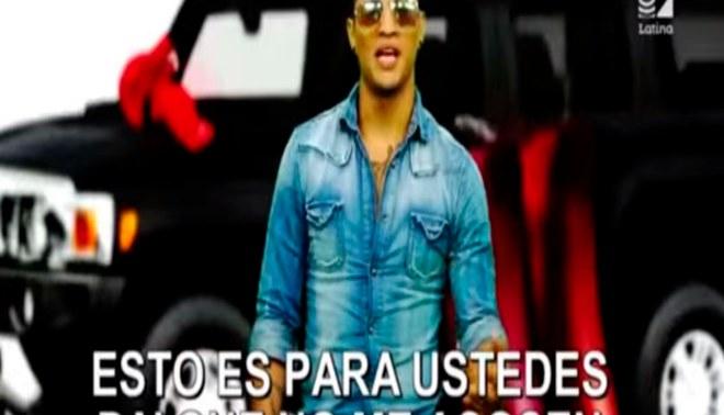Jonathan Maicelo le dedicó un reggaeton a Gastón Acurio y causa furor en Youtube [VIDEO]