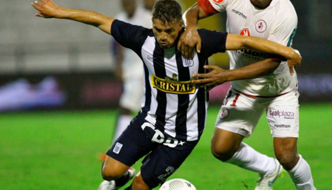"""Alianza Lima: Gabriel Costa y Carlos Preciado son """"toque y gol"""""""