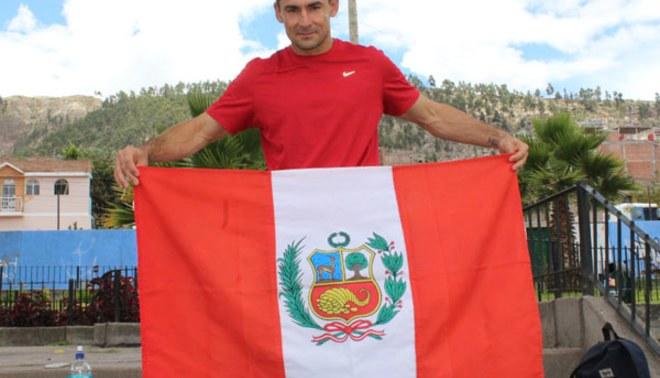 Mario Villasanti se nacionalizará peruano y quiere que la Bicolor clasifique a Rusia 2018