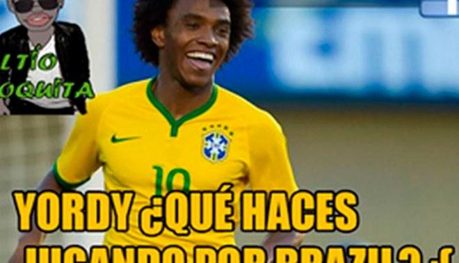 Brasil vs. Perú: Memes sobre la derrota de 'La Blanquirroja' y celebración de 'La Canarinha'