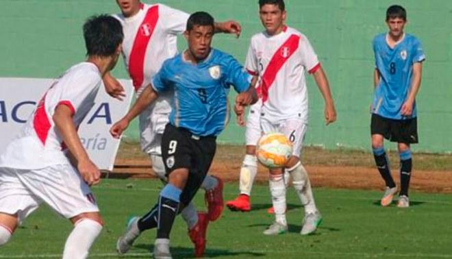 Sudamericano Sub 15: Selección Peruana cayó por 4 a 0 frente a Uruguay [VIDEO]