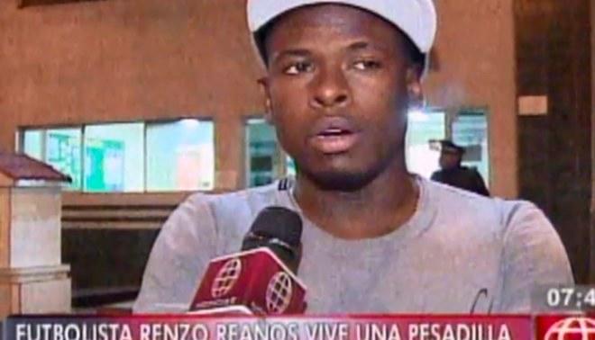 Renzo Reaños, jugador de UTC, es víctima de extorsionadores que amenazan a su madre [VIDEO]