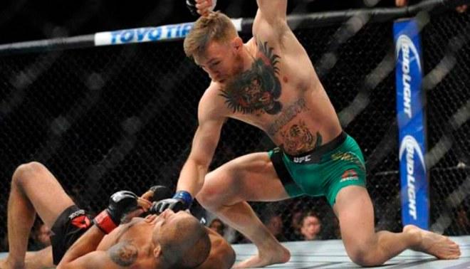 UFC: Conor McGregor noqueó a José Aldo en solo 13 segundos [VIDEO]