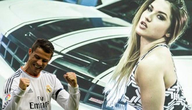 Cristiano Ronaldo: filtran presuntas conversaciones 'hot' con bailarina rusa [FOTOS/VIDEO]
