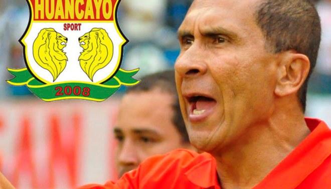 Sport Huancayo: Diego Umaña es nuevo técnico del 'Rojo Matador' [VÍDEO]