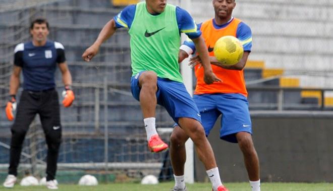 Alianza Lima: Andy Pando sueña con ser el goleador íntimo