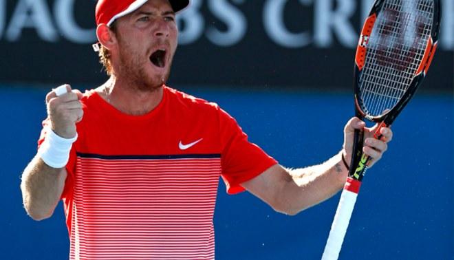 Dudi Sela dio la sorpresa y venció a Verdasco en el Open de Australia
