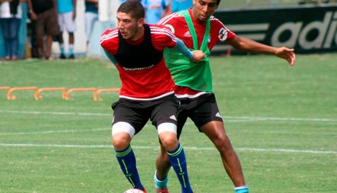 Sporting Cristal: Santiago Silva no promete más de 29 goles