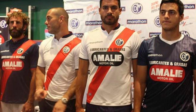 Deportivo Municipal: 'ediles' presentaron su nueva camiseta [FOTOS]