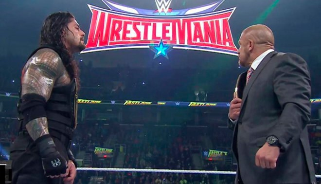 WWE FastLane 2016: Roman Reigns ganó y enfrentará a Triple H en Wrestlemania 32 | VIDEO