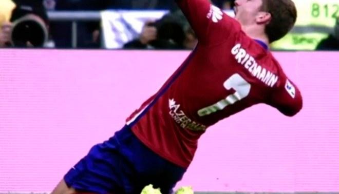 Real Madrid vs. Atlético Madrid: Mira el gol de Antoine Griezmann que silenció el Bernabéu | VIDEO