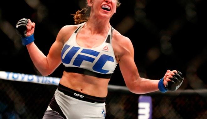 UFC 196: Holly Holm, en sorprendente pelea, derrotada por Miesha Tate | FOTOS y VIDEO