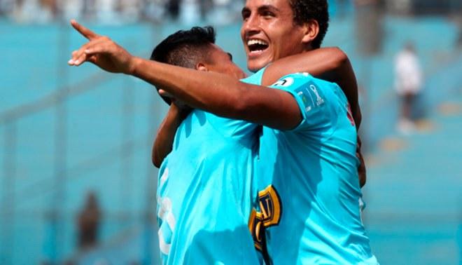 Sporting Cristal: Alexander Succar sería observado por agentes europeos   VIDEO