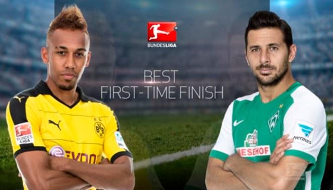 Claudio Pizarro protagoniza video junto a Aubameyang por previa de Dortmund-Bremen