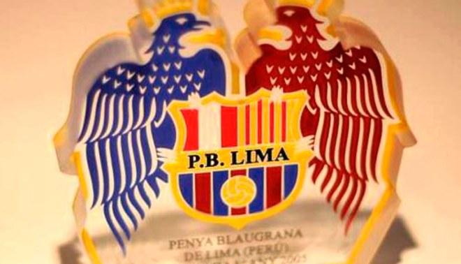 Barcelona: Conoce la peña oficial del club 'blaugrana' en Lima  FOTOS