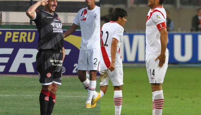 San Martín vs. UTC: ¿Johan Fano dedicó su gol a Claudio Pizarro?  VIDEO