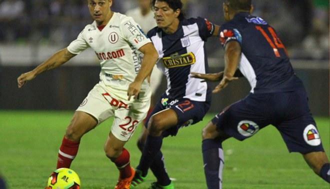 Alianza Lima vs. Universitario: Diego Guastavino se podría perder el clásico