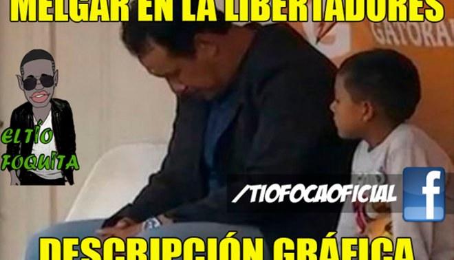 Melgar: los mejores memes tras su eliminación de la Copa Libertadores | FOTOS