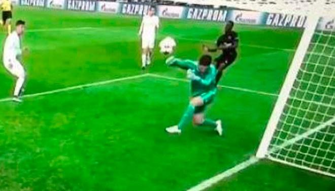 Real Madrid: Hijo de Zidane y la actuación más criticada como portero |VIDEO
