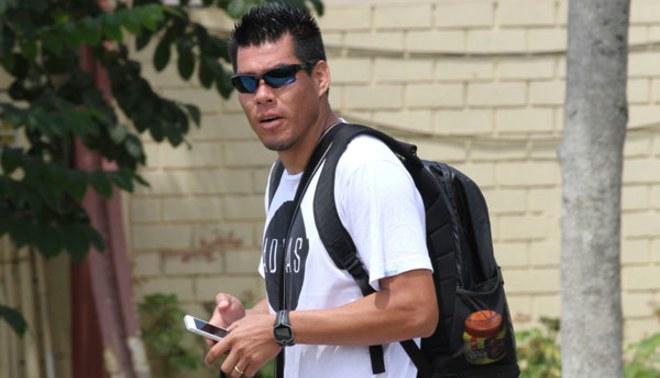 Universitario: Hernán Rengifo estará de para tres semanas tras fractura de pómulo |VIDEO