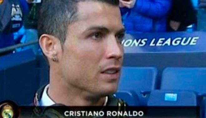 Cristiano Ronaldo y las declaraciones que indigna a todos los hinchas ingleses | VIDEO