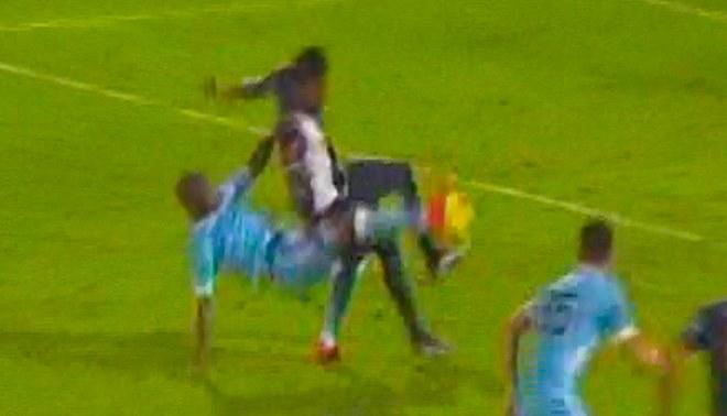 Alianza Lima vs. Real Garcilaso: el escandaloso penal no cobrado de Jhoel Herrera a Lionard Pajoy | VIDEO