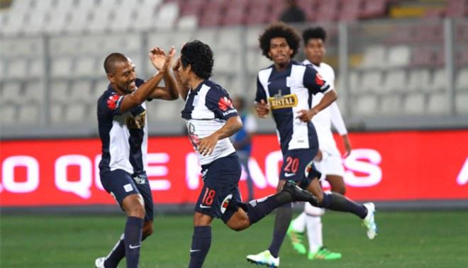 Alianza Lima venció 2-1 a San Martín con golazos de Mimbela y Reimond Manco  VIDEO
