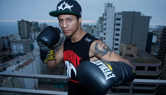 Jonathan Maicelo enfrentará a Ramesis Gil por el título de peso ligero