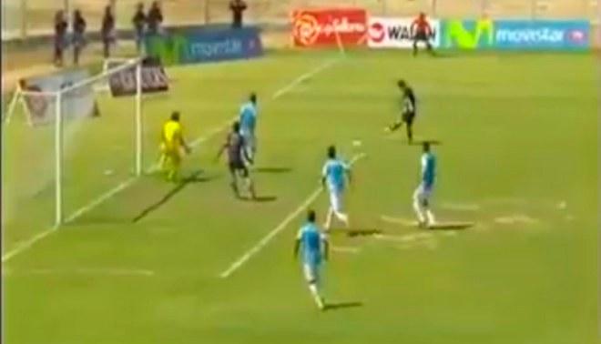 Alianza Lima vs. Alianza Atlético: Pier Larrauri anotó 1-0 con un gran definición   VIDEO