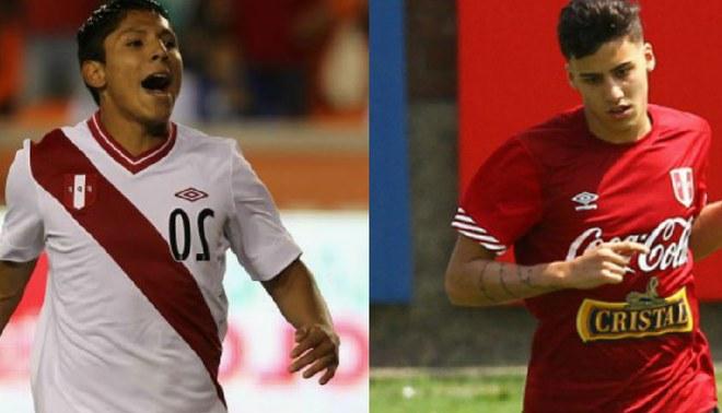 Selección Peruana: Ruidíaz y Da Silva se perfilan como titulares ante Trinidad y Tobago