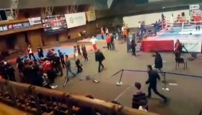 YouTube: campeonato de Kung Fu acaba en descomunal bronca