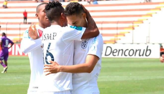 San Martín hizo respetar su casa y ganó 2-1 a Alianza Atlético en Torneo Clausura
