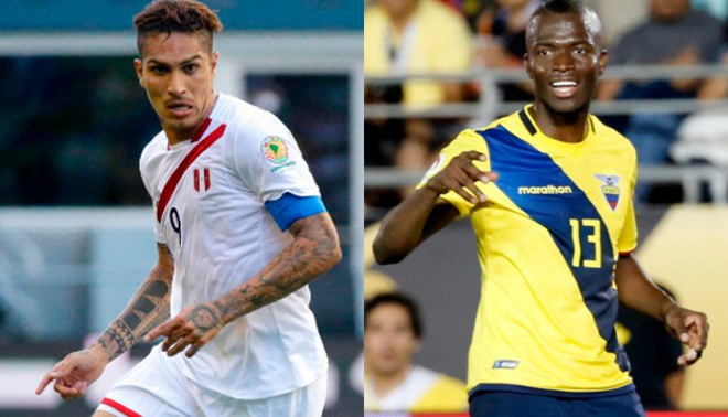 Perú vs. Ecuador EN VIVO ONLINE: fecha, hora y canal del partido por Copa América Centenario