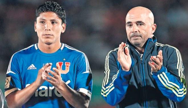 "Raúl Ruidíaz: ""Jorge Sampaoli me marcó mucho como jugador"""