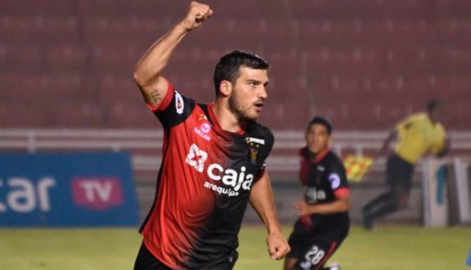 Melgar venció 5-2 a Universitario que podría perder la punta del campeonato |VIDEO