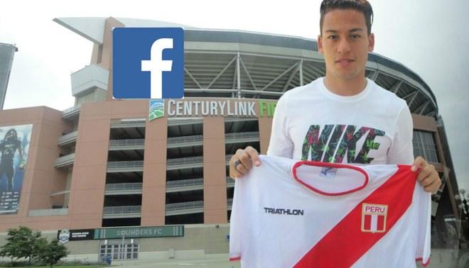 Selección Peruana: Cristian Benavente hace grave denuncia a través de Facebook