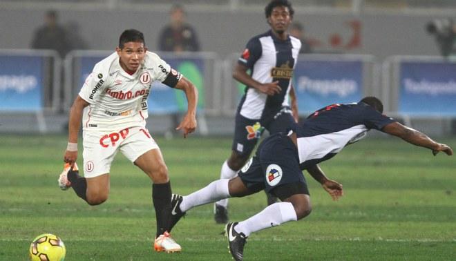 Universitario: este lunes se decide la venta de Edison Flores al Werder Bremen