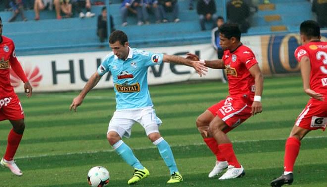 Sporting Cristal sobre la hora se dejó igualar 1-1 ante Juan Aurich y peligra la punta del Torneo Descentralizado |VIDEO