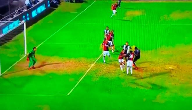 Alianza Lima: Jorge Bazán puso así el 1-0 a favor del cuadro Blanquiazul