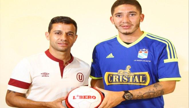 """Universitario vs. Cristal: si celestes superan a la """"U"""", ganarán el Clausura"""