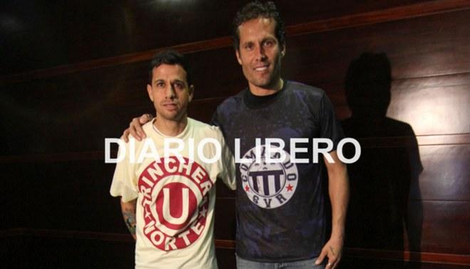 """Universitario: barristas de la """"U"""" y Leao Butrón hicieron las paces"""