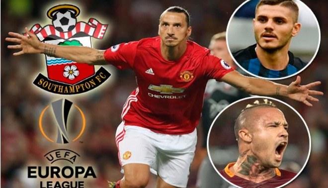 Europa League: Manchester United y los rivales de temer en la fase de grupos   LISTADO COMPLETO