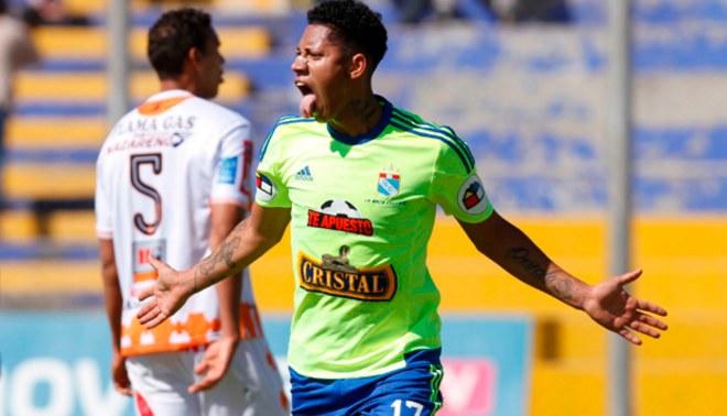Sporting Cristal: Ray Sandoval renueva contrato hasta 2019