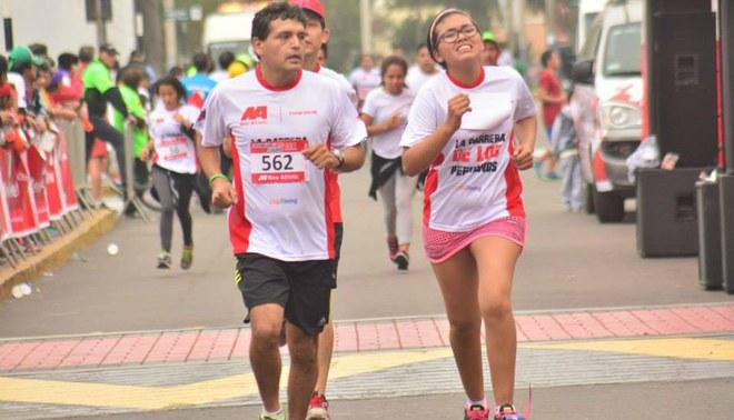 """Todo listo para la realización de la """"Carrera de los Peruanos"""""""