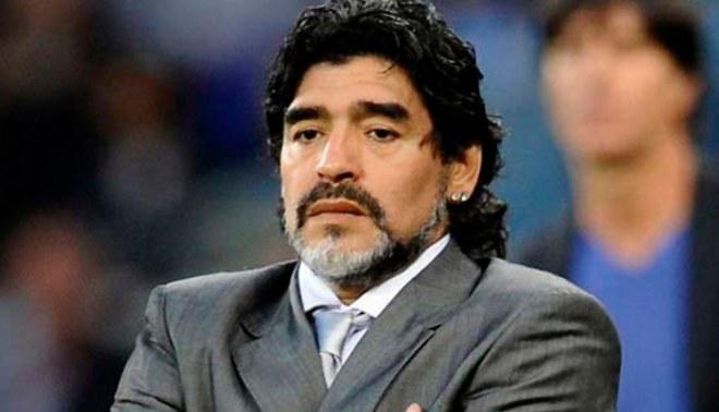 ¡Escándalo!: Apare supuesto hijo de Diego Armando Maradona